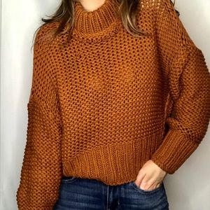 Free People | My Only Sunshine Knit Sweater New S